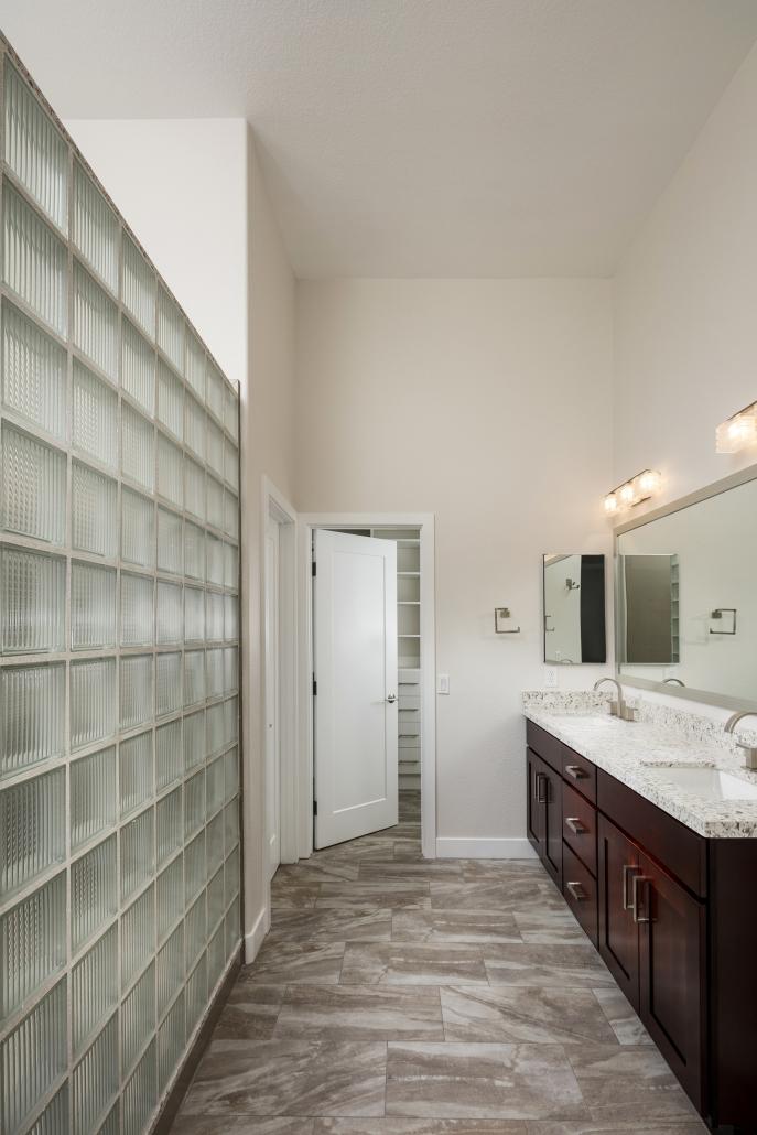 Shower Vanity