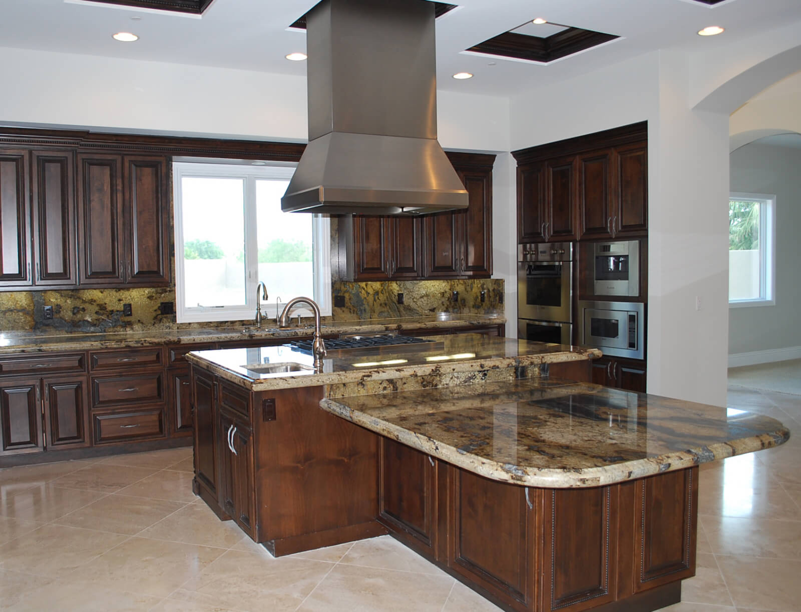 Install Kitchen Cabinets
