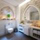 bathroom cabinets organization