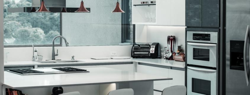 layout of kitchen