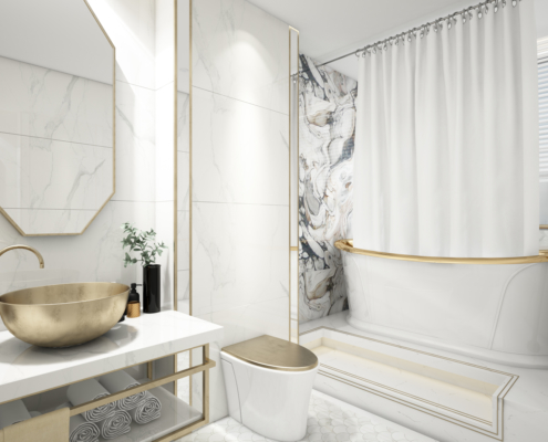bathroom updates for resale